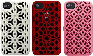 Freshfiber Double Fence/Hidden Stars/Secret Eyes for iPhone 4S/4