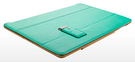 SwitchEasy Pelle for the new iPad (2012) / iPad 2