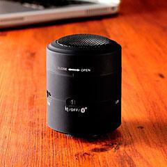 Bluetooth 振動式スピーカー(BTSP10)