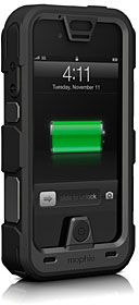 mophie Juice Pack PRO for iPhone 4S/4