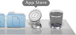 App Storeへのリンクボタン