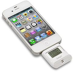 iPad/iPhone用 アルコールチェッカー