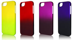 Rubber Gradation Case for iPhone 2012