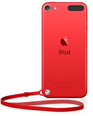 iPod touch loop - レッド