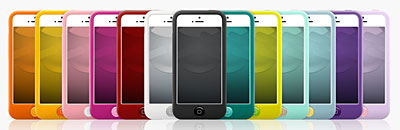 SwitchEasy Colors for iPhone 5