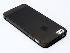 Dustproof Smooth Cover for iPhone 5