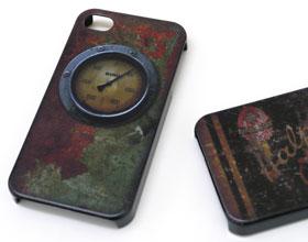 iPhone 4/4S 錆カバー