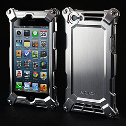 FACTRON Quattro for iPhone 5 HD