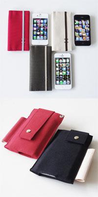 staana-studio iPhone 帆布10ケース/帆布79 キャリングケース