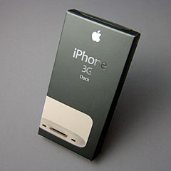 iPhone 3G Dock