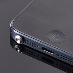 BILLET HEADPHONE CAP for 3.5mm PLUG