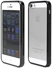 TPUバンパーシェルケース for iPhone 5