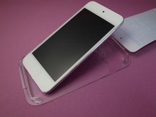 第5世代iPod touchのパッケージ
