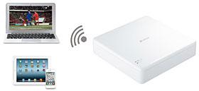 デジタルTVチューナー for Mac/iPad/iPhone(SB-TV02-WFPL/MC)
