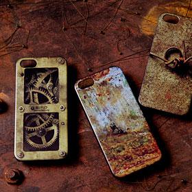 iPhone 5 ハードケース(錆)