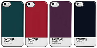 Case Scenario PANTONE UNIVERSE for iPhone 5