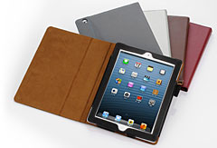 MacGizmo Classic Folio Stand Case for iPad (3rd)