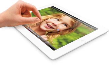 第4世代iPad Retinaディスプレイモデル