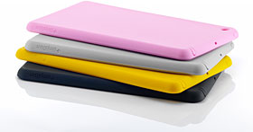 Simplism Silicone Case Set for iPad mini
