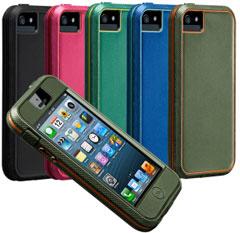 case-mate ハイブリッドフルカバーケース エクストリームタフ for iPhone 5