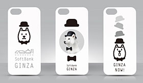 SoftBank SELECTION ハードケース for iPhone 5 GINZA special