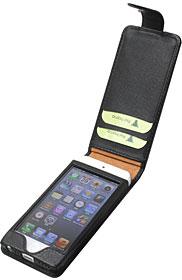 Piel Frama レザーケース(ボタンタイプ) for iPhone 5