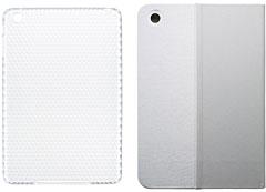 SoftBank SELECTION ジュエルカラーケース/ブックスタイルケース for iPad mini