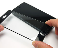 Ultra shield tempered glass for iPhone 5