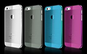 CAZE Zero 5(0.5mm)UltraThin for iPhone 5