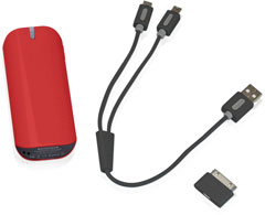 TUNEMAX TRIGGER with TUNECABLE Portable 3 Port Cable