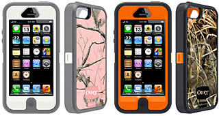 OtterBox Defenderシリーズ for iPhone 5(RealTree Camo)