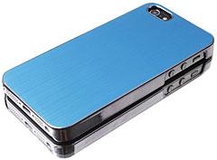 メタルプレートカバー for iPhone 5