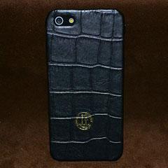 J.Tesoro iPhone 5用 リアルレザージャケット