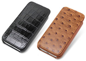 Piel Frama iMagnum Natural Cowskin レザーケース for iPhone 5