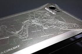 鈴鹿サーキット×GILD designコラボレーション iPhone5ケース