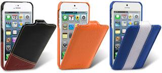 iPhone 5用本革ケースJacka type