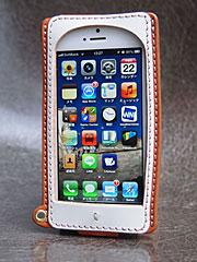 Diral iPhone 5レザーケース