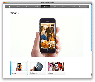 Apple – iPhone – Videos