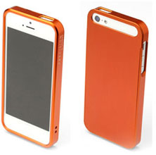 PRECISION by GRAMAS Full Metal Case for iPhone 5