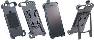 リヒター・iPhone 5 ジャケット・グリップ