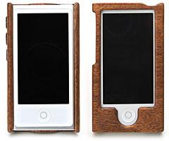 LIFE iPod nano 7th木製カバー