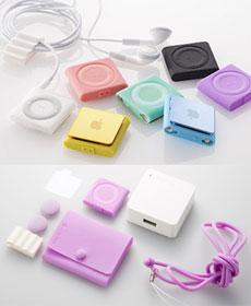 Simplismの第4世代iPod shuffle用ケース