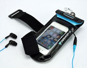 Waterproof Music Sport Armband + headphone for iPhone