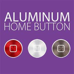 SPIGEN SGP アルミニウム ホームボタン2 [RSG] for iPhone & iPad