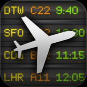 FlightBoard – リアルタイムなフライト発着情報