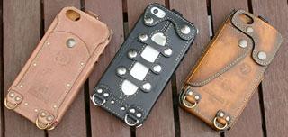 ティフ・デザイン iPhone 5 flipcover