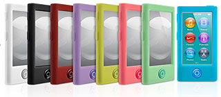 SwitchEasy Colors for iPod nano 7G