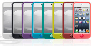 SwitchEasy Colors for iPod touch 5G