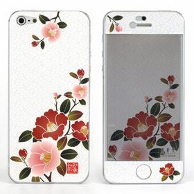 和彩美『ふるる』iPhone 5用彩装飾シート