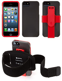Griffin FastClip Armband for iPhone 5